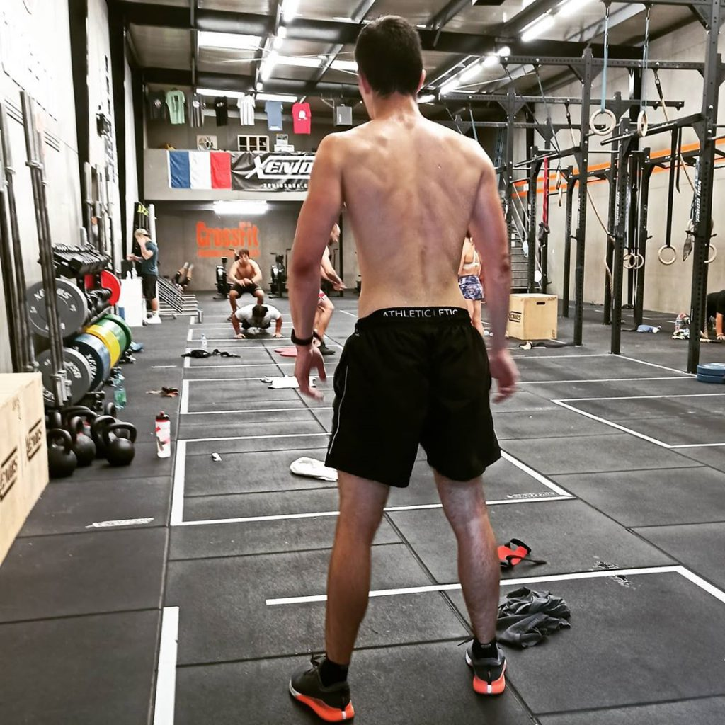 Guillaume Robilliard - hiit